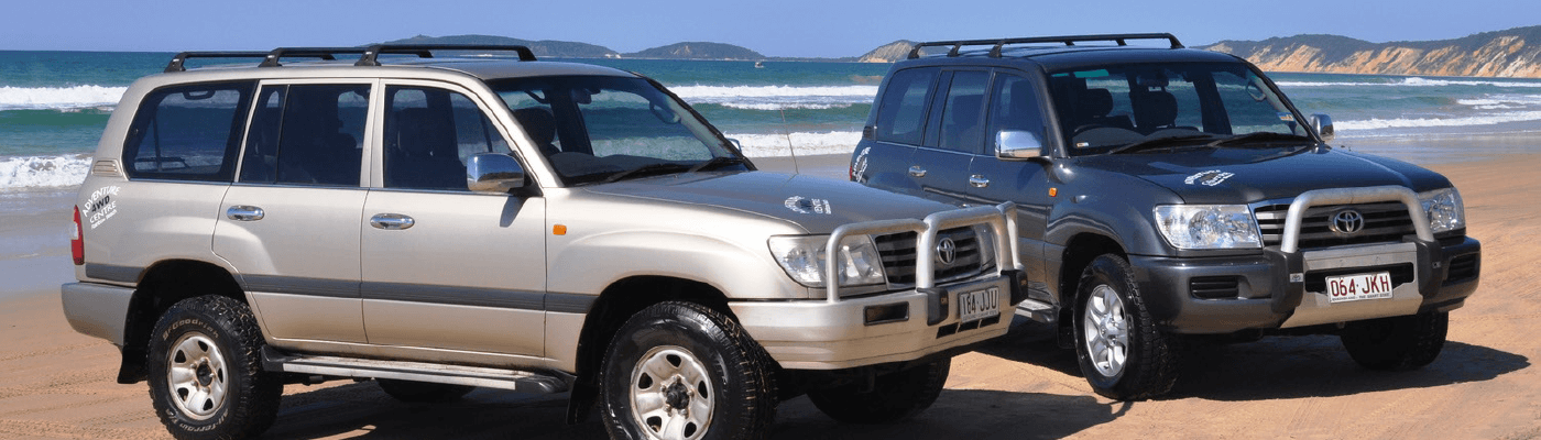 4WD Hire