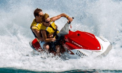 Moon Point Run Jet-ski tour from Hervey Bay