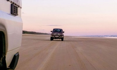 3 Day Fraser Island Camping Adventure