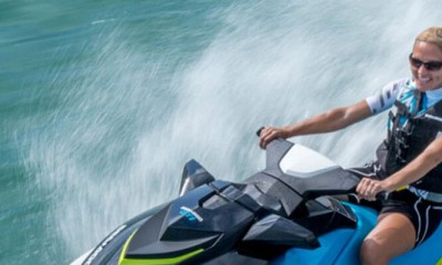 Fraser Explorer Jet-ski Tour from Hervey Bay