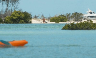 Beach & BBQ Cruise from Hervey Bay