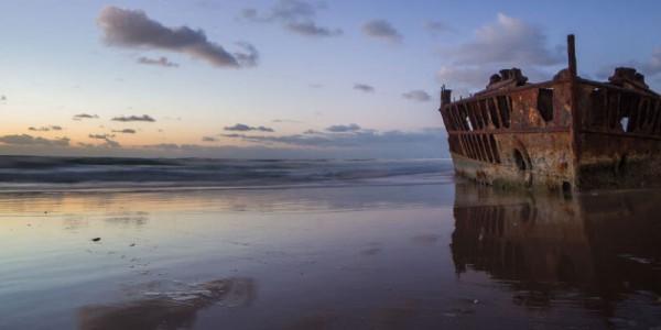 Fraser Island Barge Timetable