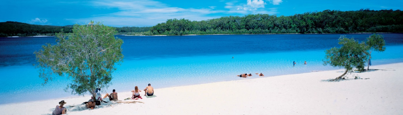 1 Day Fraser Island Tour from Sunshine Coast